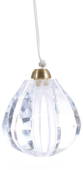 Kahlert Licht Hängelampe - Kristallschirm