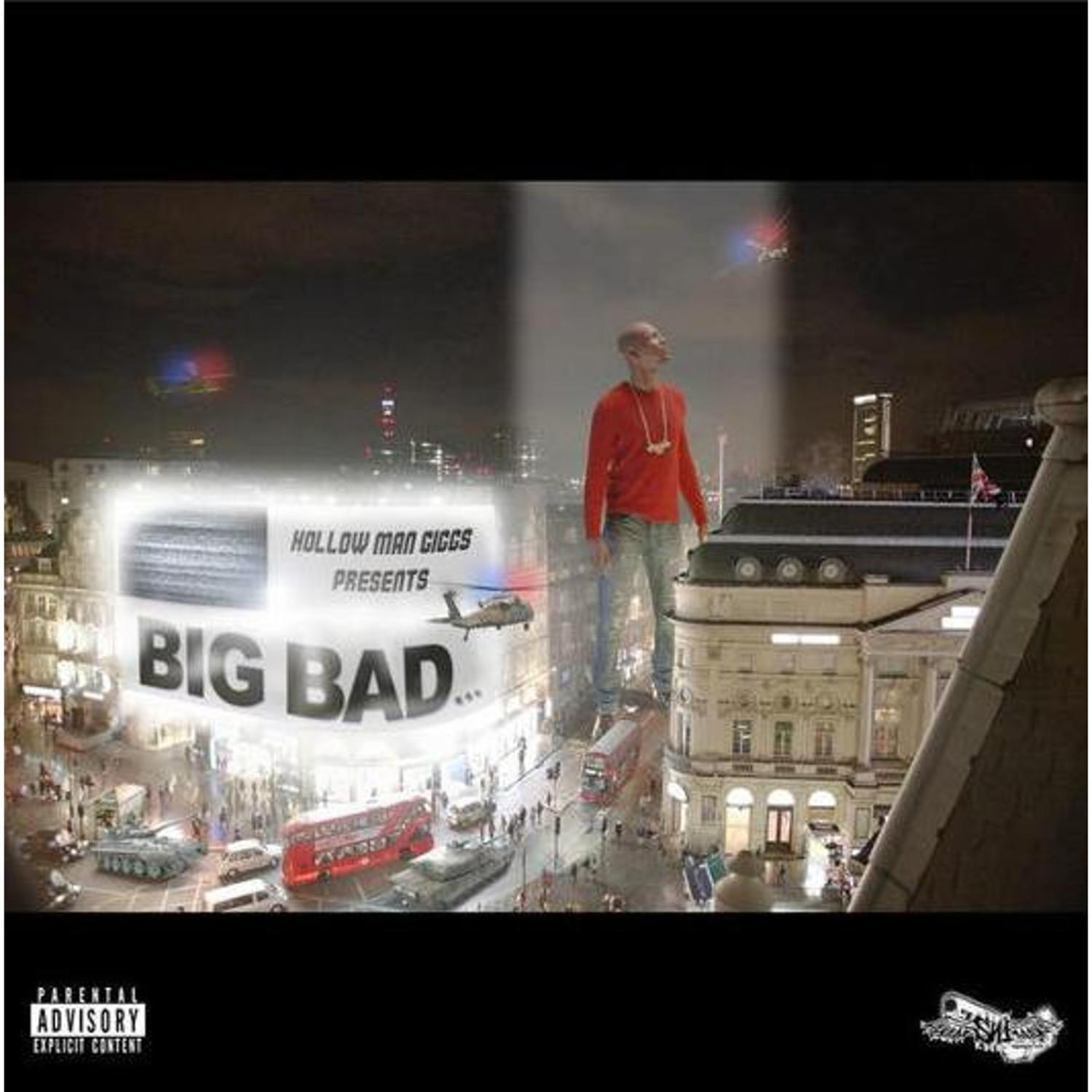 Image of Island Giggs - BIG BAD... (Vinyl)