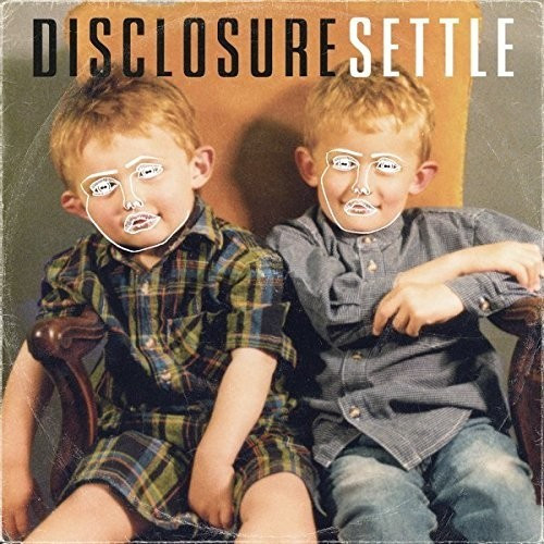 Image of Island Disclosure - Settle (Vinyl)