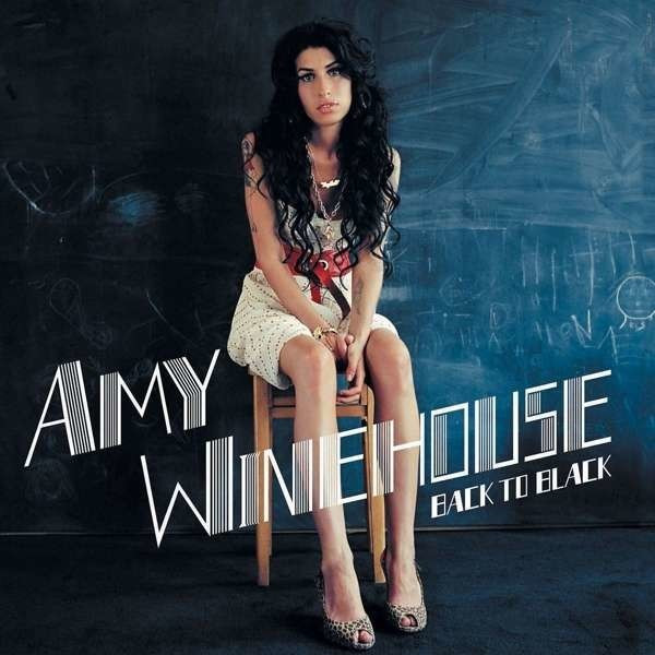 Image of Island Amy Winehouse - Back To Black (Vinyl)