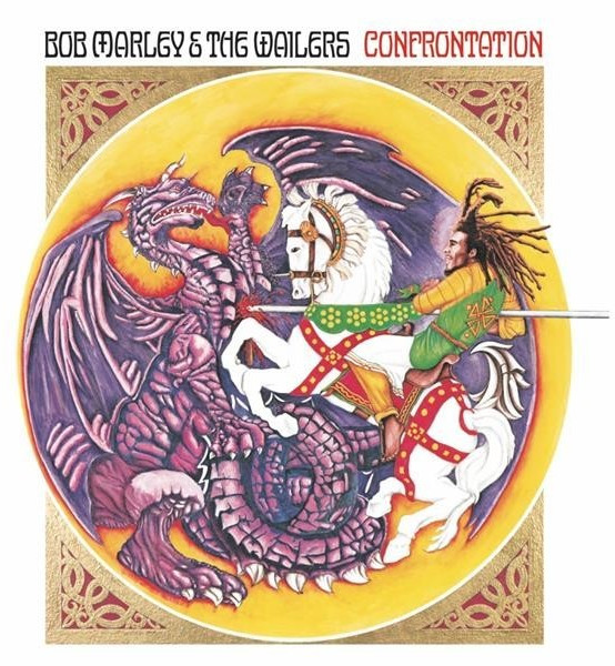 Image of Island Bob Marley & The Wailers - Confrontation (Vinyl)