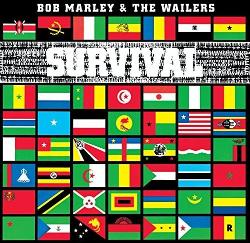 Image of Island Bob Marley & The Wailers - Survival (Vinyl)