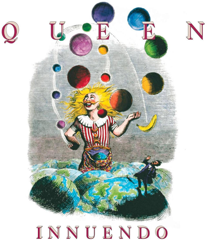 #Island Queen – Innuendo (Vinyl)#