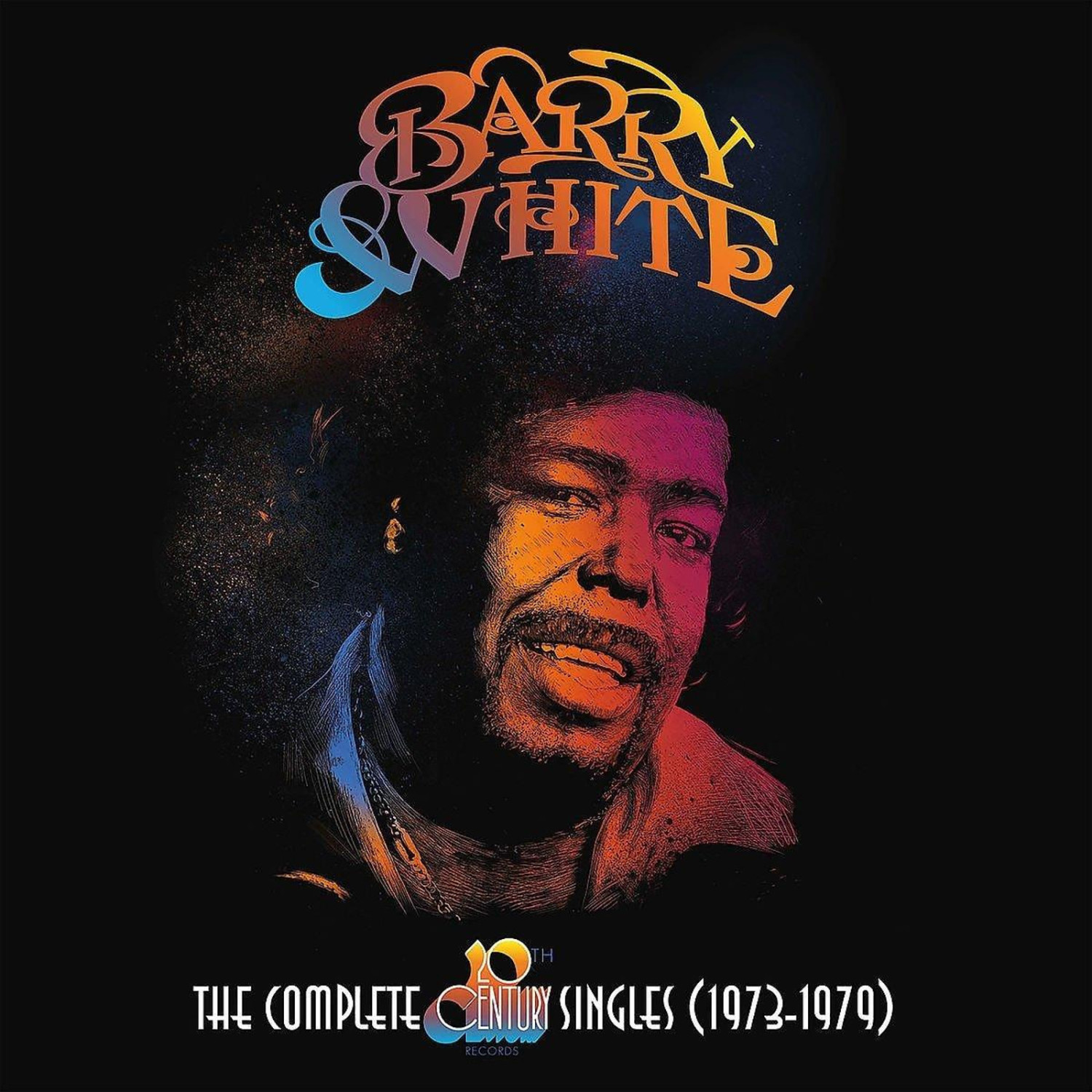 "Image of Island Barry White - The 20th Century Records 7"" Singles (1973-1975) [12"" VINYL]"
