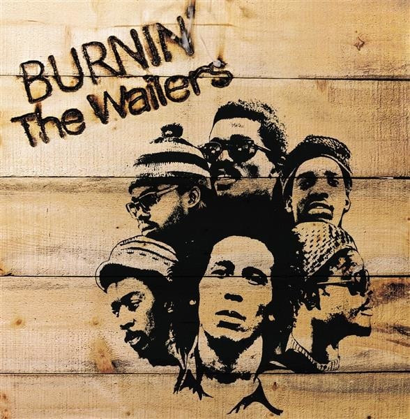 Image of Island Bob Marley & The Wailers - Burnin' (Vinyl)