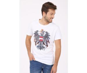 Krüger T-Shirt Österreich(weiß)