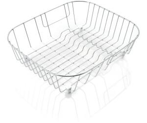Pyramis Geschirrkorb Edelstahl für Becken 34 x 40 cm