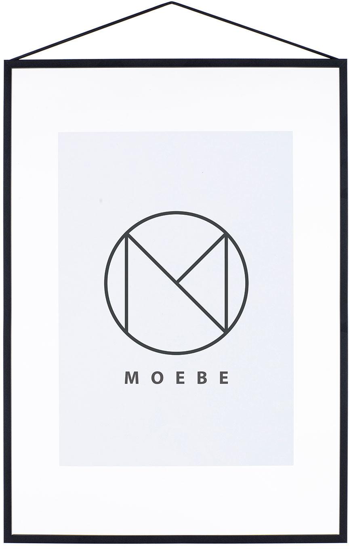 Image of MOEBE Frame A2 black