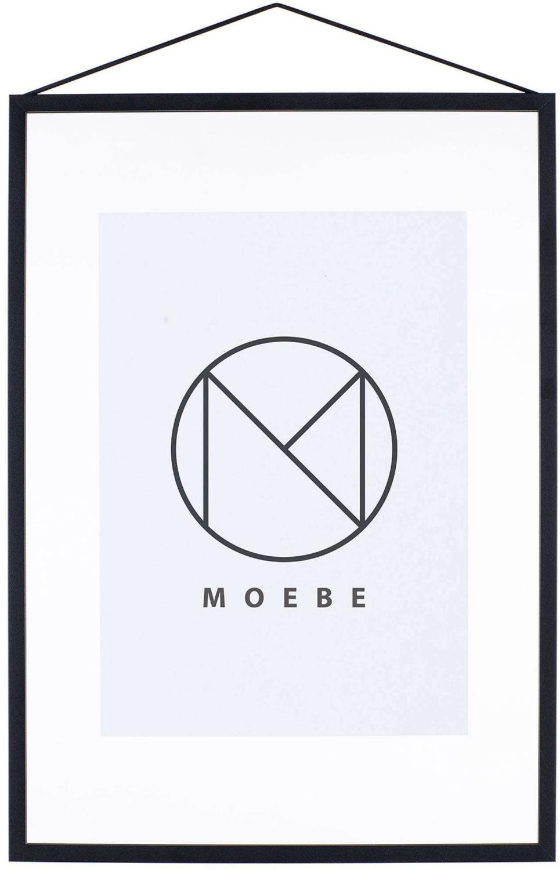 Image of MOEBE Frame A3 black