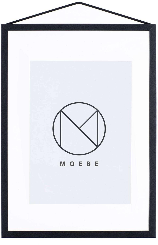 Image of MOEBE Frame A4 black