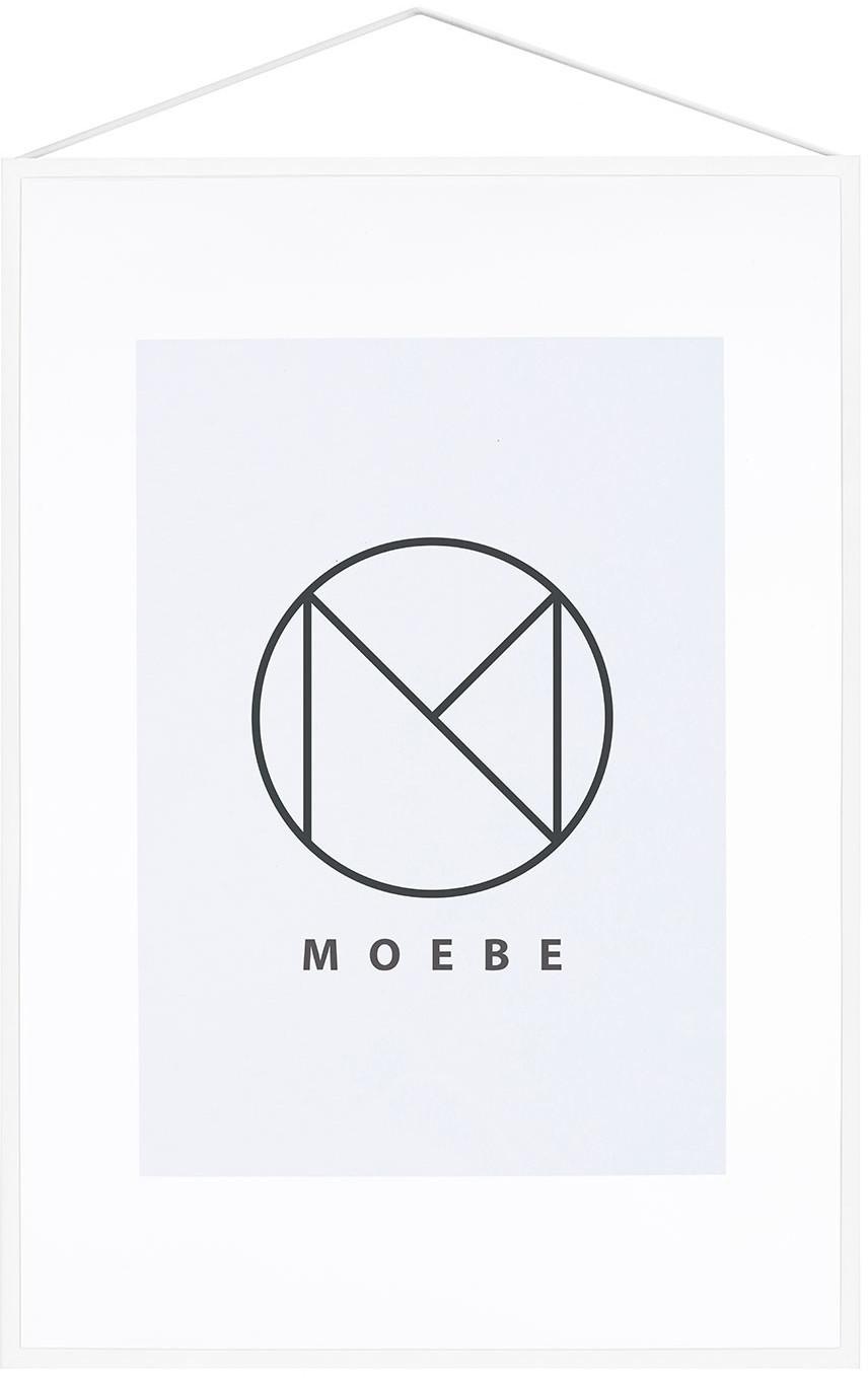 Image of MOEBE Frame A2 white