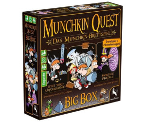 Munchkin Quest Big Box (51953G)