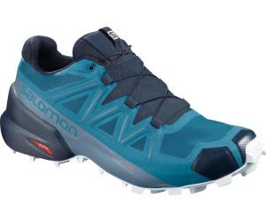 Salomon Speedcross 5 shoes man, Fjord BlueNavy BlazerIllusion Blue