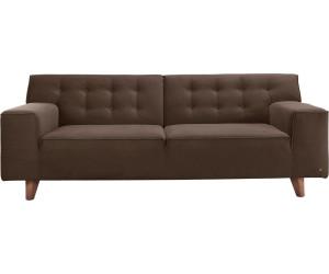 Beförderung komplettes Angebot an Artikeln neuartiges Design Tom Tailor 2,5-Sitzer Nordic Chic nussbaum ab 719,99 ...