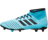 adidas Predator 19.3 Laceless FG WeißSilber MetallicBold Blau