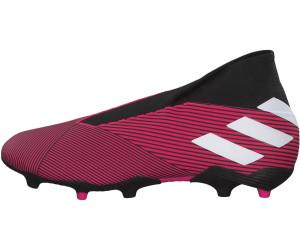 adidas NEMEZIZ 18.3 FG Weiss Pink