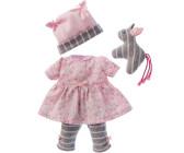 Käthe Kruse 26706 Bekleidung für Babypuppen Schlafanzug