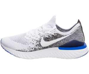 Nike Epic React Flyknit 2 (BQ8928) WhiteBlackRacer Blue