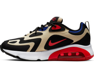 Nike Air Max 200 blackgoldred a € 75,60 (oggi) | Miglior