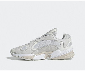 adidas Yung 1 White Grey On Feet | Chaussure mode