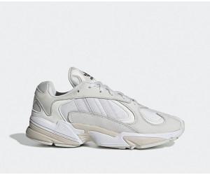Adidas Yung 1 crystal whitegrey onecore black au meilleur