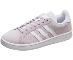 Adidas Grand Court Women mauve/cloud white/light granite ab ...