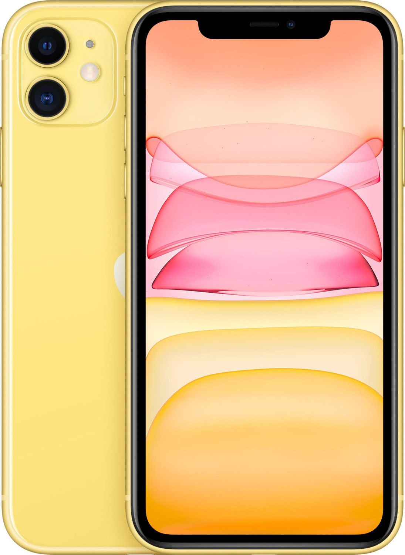 Image of Apple iPhone 11 64GB giallo