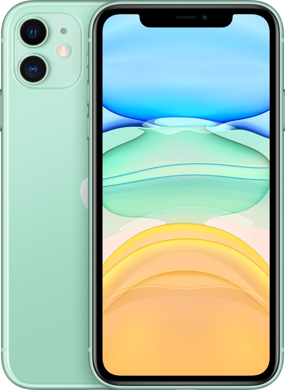 Image of Apple iPhone 11 64GB verde