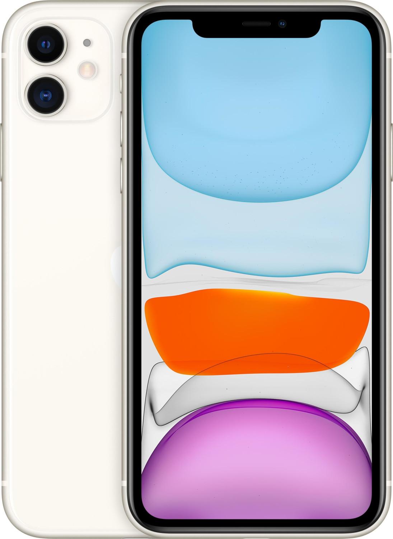 Image of Apple iPhone 11 128GB bianco