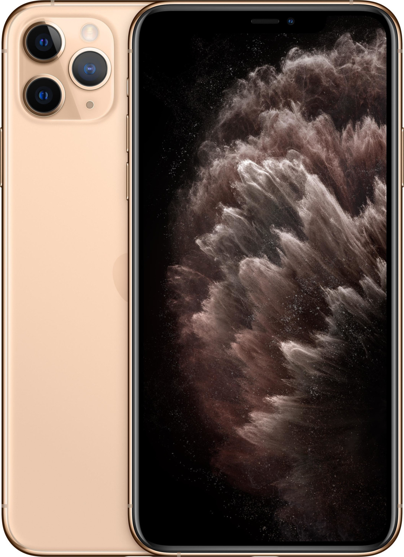 Image of Apple iPhone 11 Pro Max 64GB oro