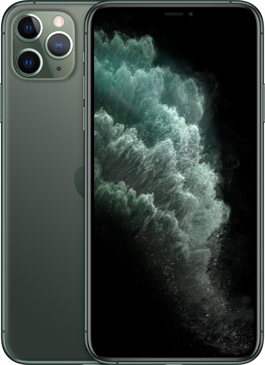 Image of Apple iPhone 11 Pro Max 256GB verde notte