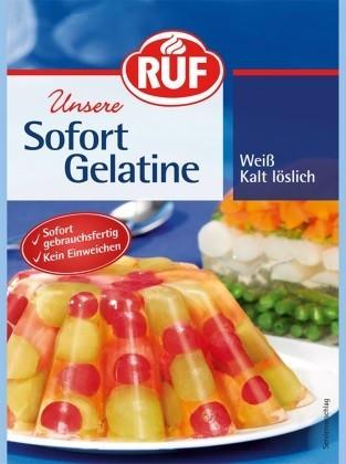 Ruf Sofort Gelantine weiß (30g)
