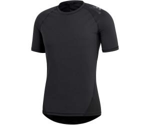 Adidas Alphaskin Sport T Shirt black au meilleur prix sur