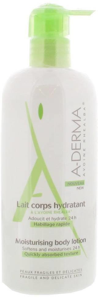 A-Derma Latte Corpo Idratante 24h (400 ml)