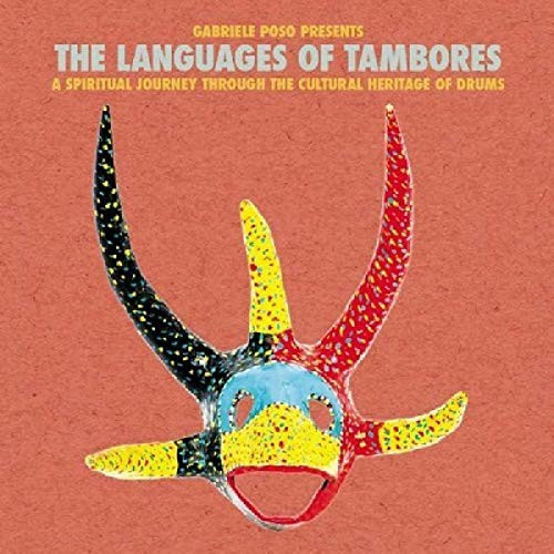 Image of BBE Various Artists - Gabriele Poso presents The Languages of Tambores (Vinyl)