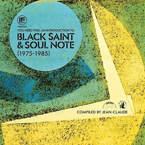 Image of BBE Various Artists - If Music Presents: You Need This!: An Introduction To Black Saint & Soul Note (1975 - 1985) (Vinyl)
