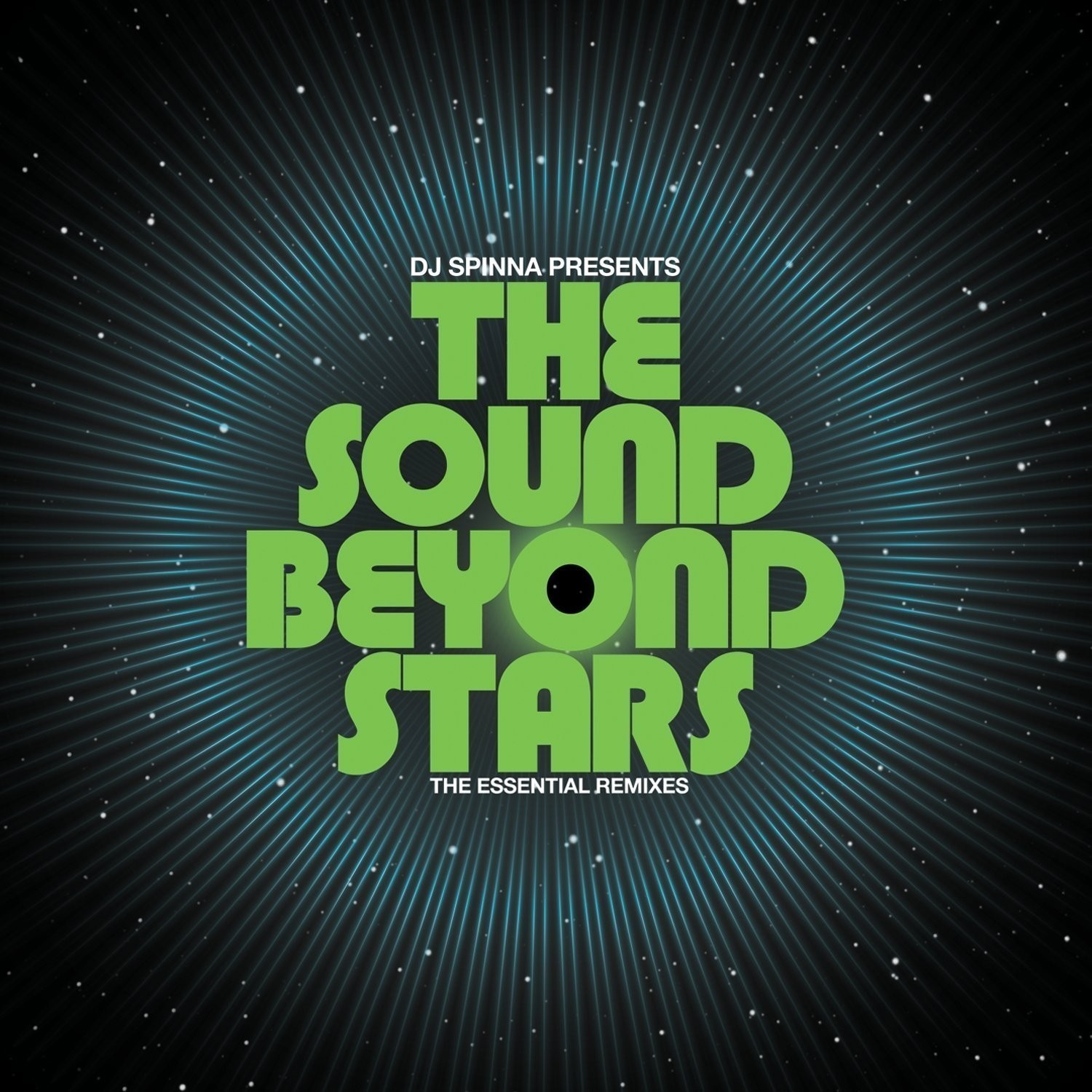 Image of BBE Various Artists - DJ Spinna Presents The Sound Beyond Stars (Vinyl)