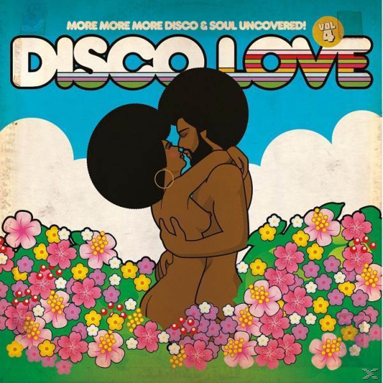 Image of BBE Various Artists - Disco Love 4 More More More Disco & Soul Uncovered (Vinyl)