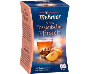 Meßmer Toskanischer Pfirsich Tee (20 Stk.)