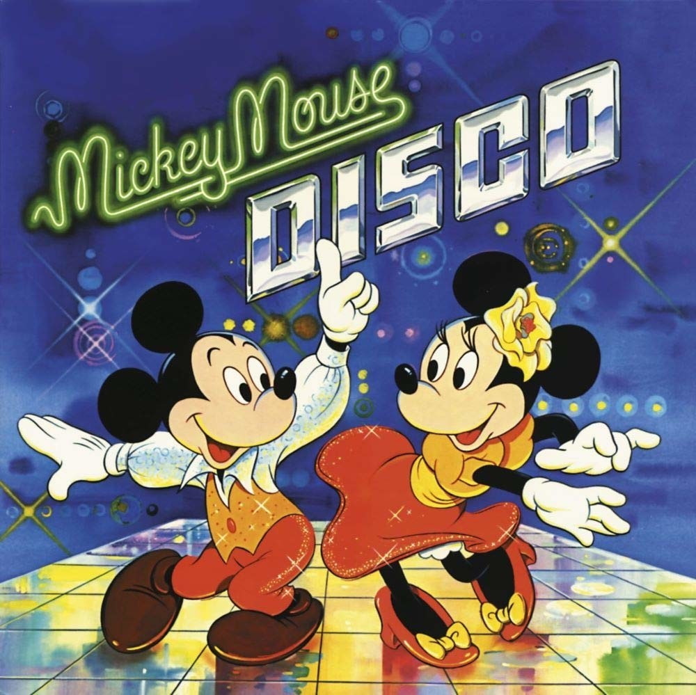 Image of Disney Chorus-Mickey Mouse - Mickey Mouse Disco (Rsd 2019) (Vinyl)