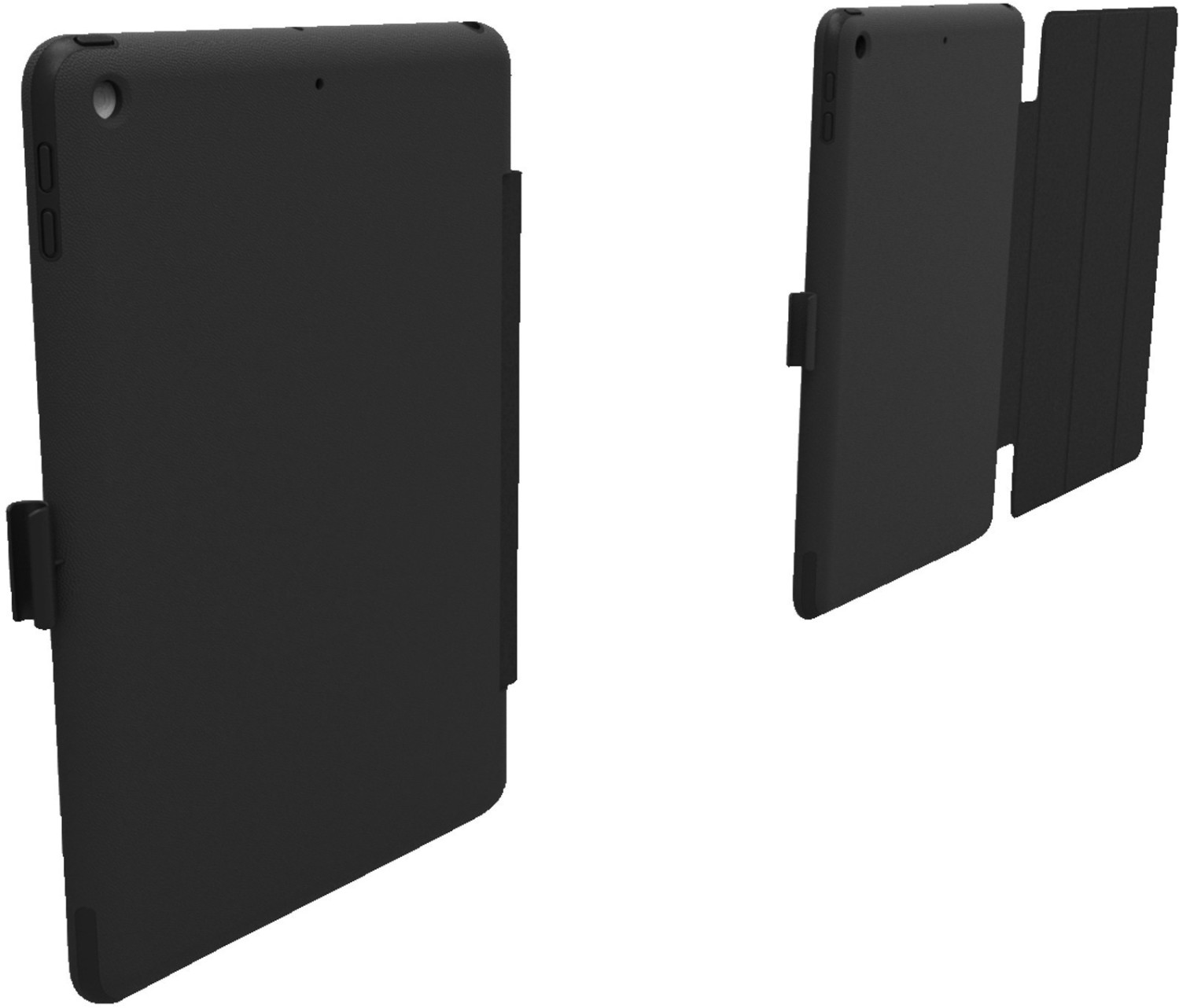 Image of KMP Protective Case iPad 9.7 black