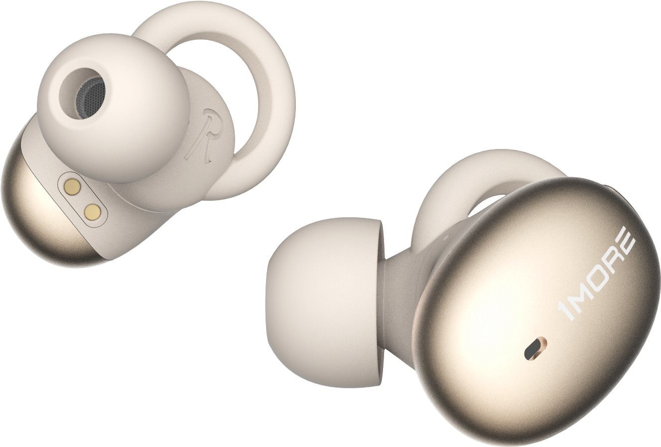 Image of 1More Stylish True Wireless Earbuds E1026BT-1 (Gold)