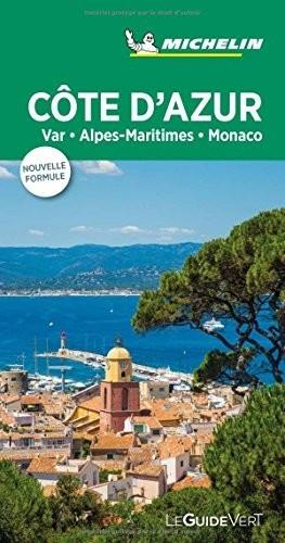 Image of Côte d'Azur (Le guide vert)