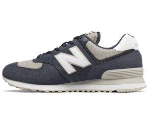 New Balance 574 outerspace with light cliff grey ab 50,74