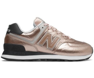 New Balance WL574 rose gold with black ab 55,00 ...