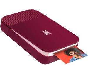 Kodak SMILE Sofortbilddrucker rot