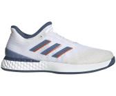 Adidas Adizero Club 2 W Weiß Silber Tennisschuhe Damen Auslauf