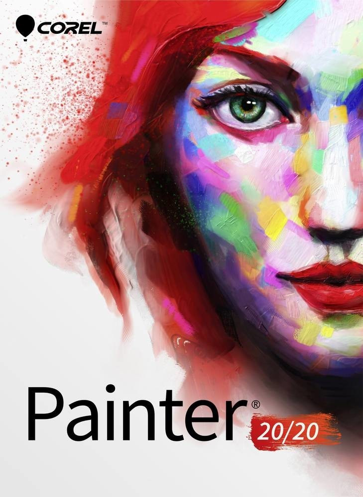 Image of Corel Painter 2020