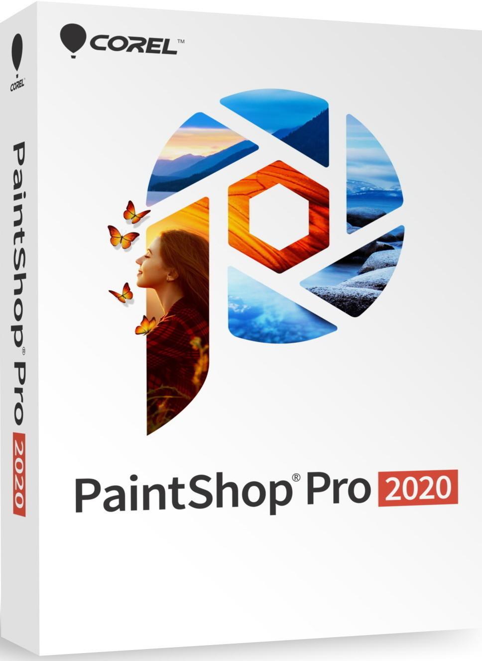 Image of Corel PaintShop Pro 2020