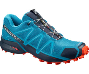 Salomon Speedcross 4 Fjord BlueNavy BlazerCherry Tomato ab